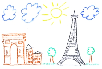 child-drawing-of-paris